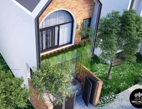Thiết Kế Nhà Phố Đẹp 28.8m2 (4×7.2m) Tại Bình Tân- NP 03