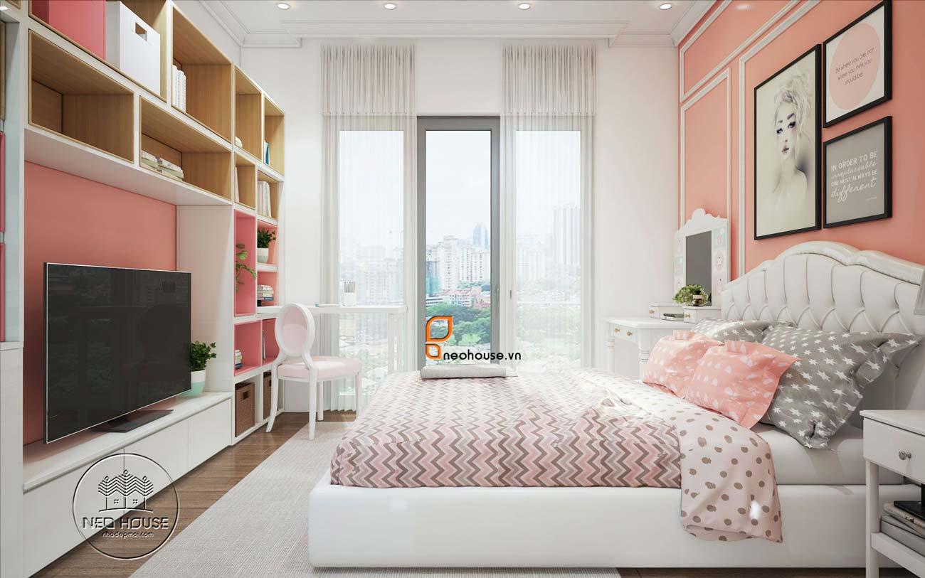 Không gian nội thất lầu 2
