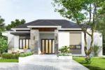Mẫu Biệt Thự Vườn Mini 1 Tầng Kinh Phí 700 Triệu Tại Bình Phước – BTV05