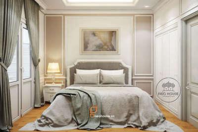 50+ Mẫu Thiết Kế Nội Thất Phòng Ngủ Đẹp Hiện Đại 2021 – NT08