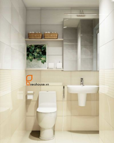 Thiết kế nội thất Toilet