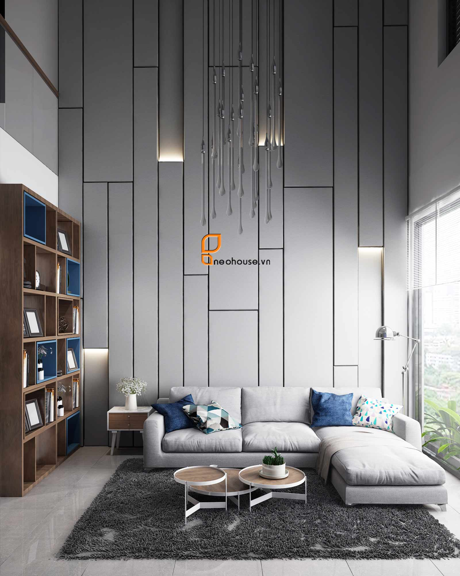 Thiết kế nội thất nhà phố 1