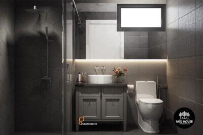 Các Mẫu Thiết Kế Nội Thất Phòng Tắm Toilet Đẹp Đơn Giản 2021