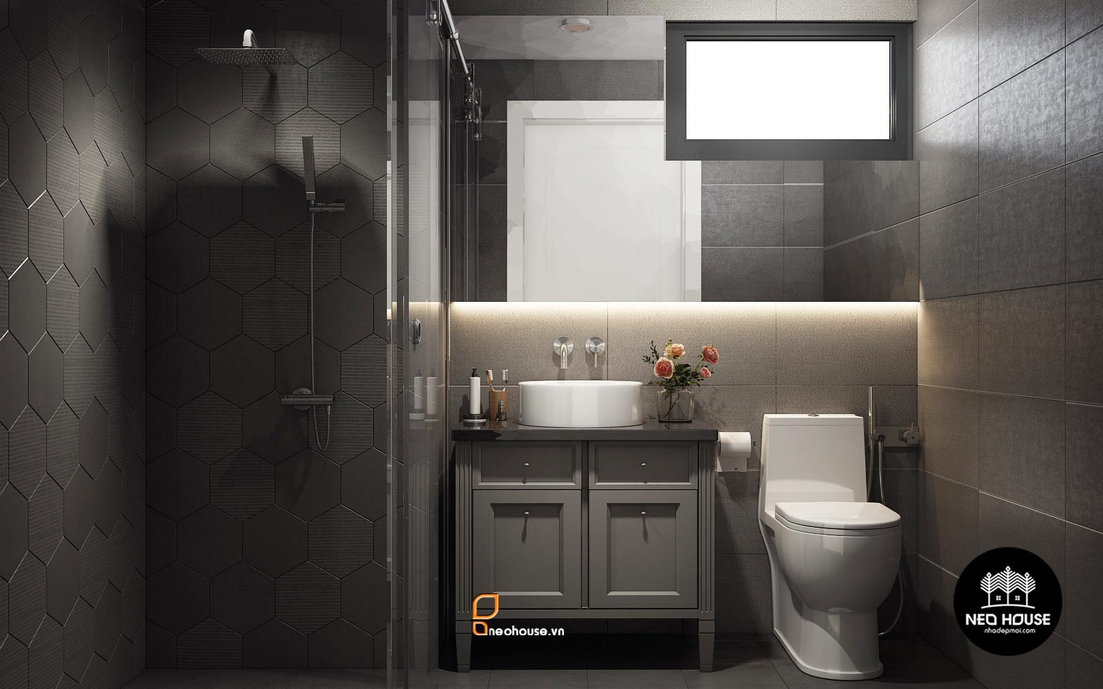 Nội thất Toilet cao cấp