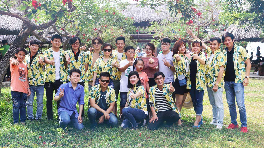 Chuyến dã ngoại Neohouse tại Đồng Nai