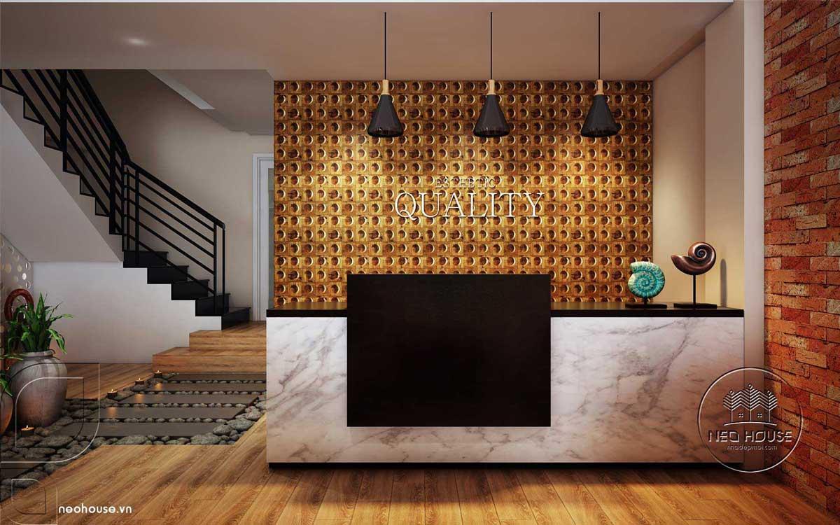 Thiết kế nội thất Spa hiện đại đẹp. Ảnh 1
