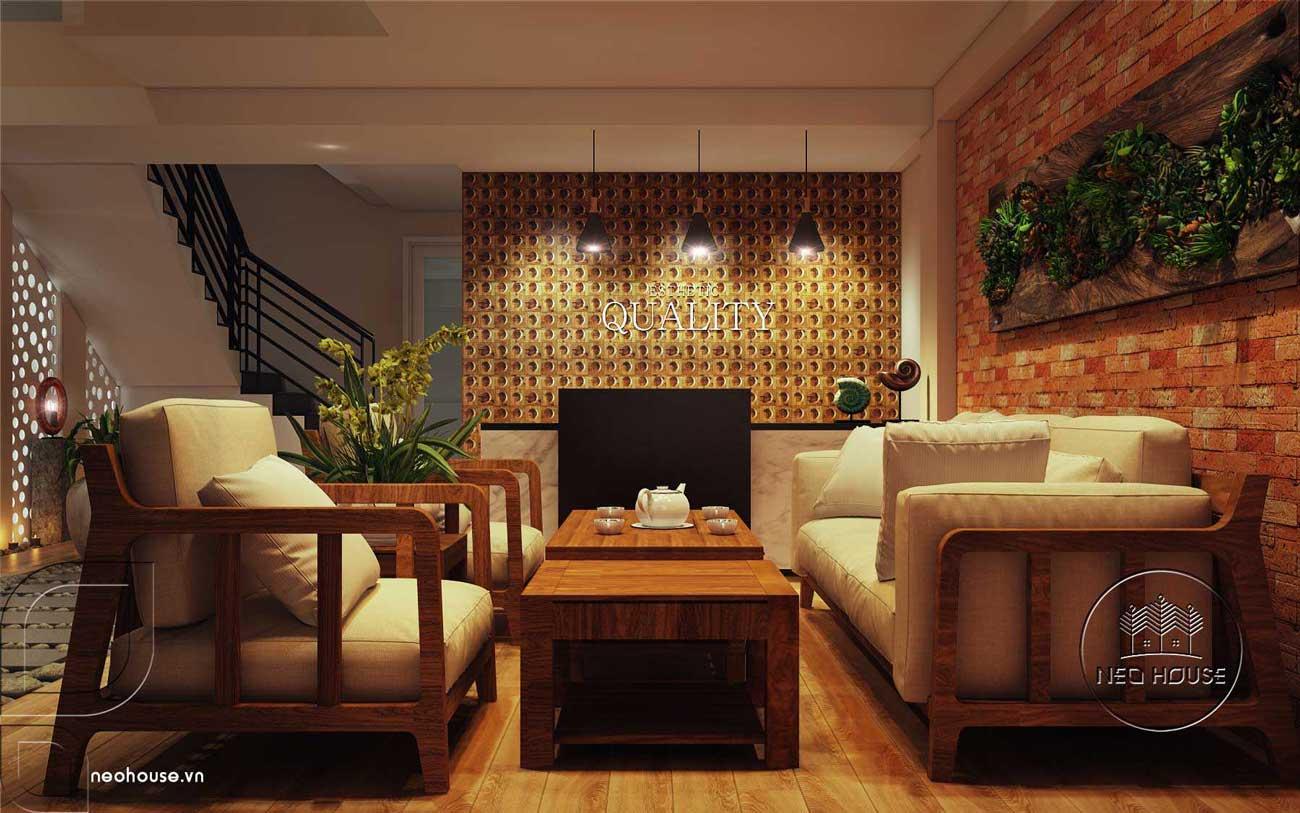 Thiết kế nội thất Spa hiện đại đẹp. Ảnh 2
