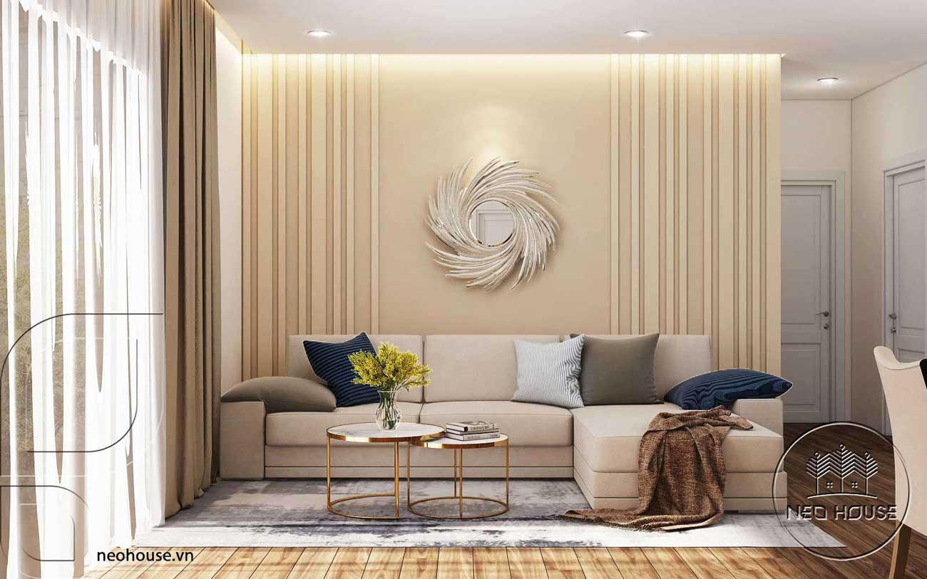 Thiết kế nội thất chung cư cao cấp Ruby. Ảnh 3