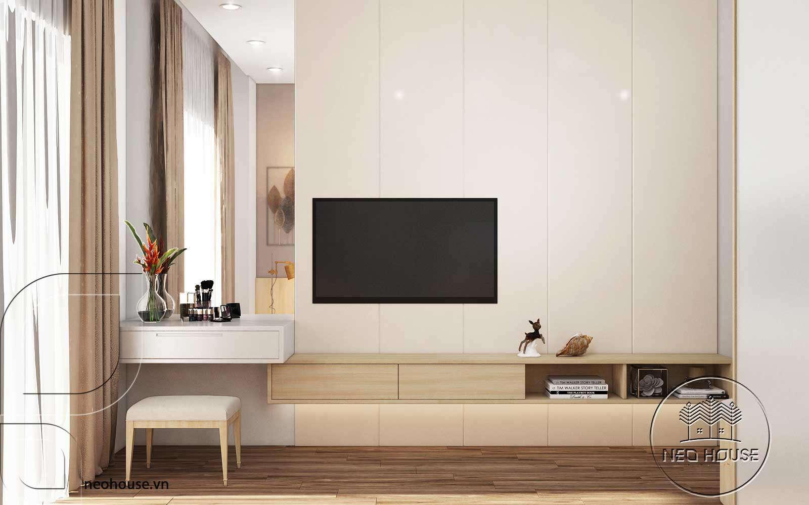 Thiết kế nội thất chung cư cao cấp Ruby. Ảnh 6