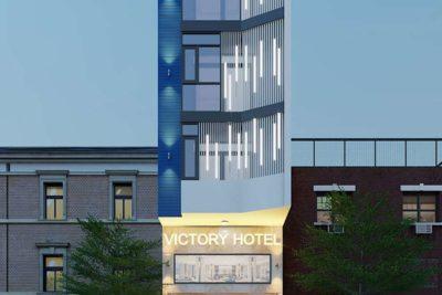 Đẹp Mắt Với Khách Sạn 5 Tầng Victory Tại Tân Bình