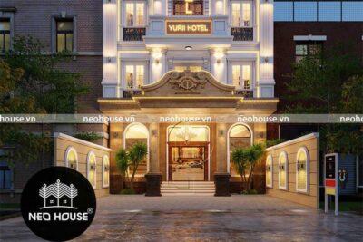 Sang Trọng Với Khách Sạn 5 Tầng Tại Phan Thiết