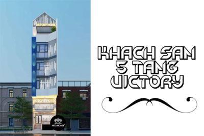 Đẹp Mắt Với Khách Sạn 5 Tầng Victory Tại Tân Bình-KS02