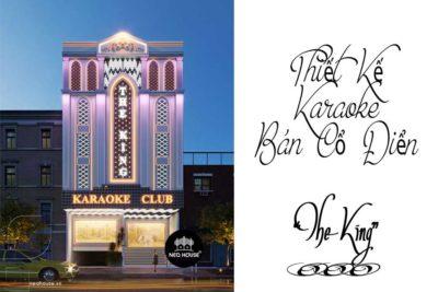 """Sang Chảnh Với Karaoke Bán Cổ Điển """"The King"""" Tại Quảng Ngãi-KS03"""