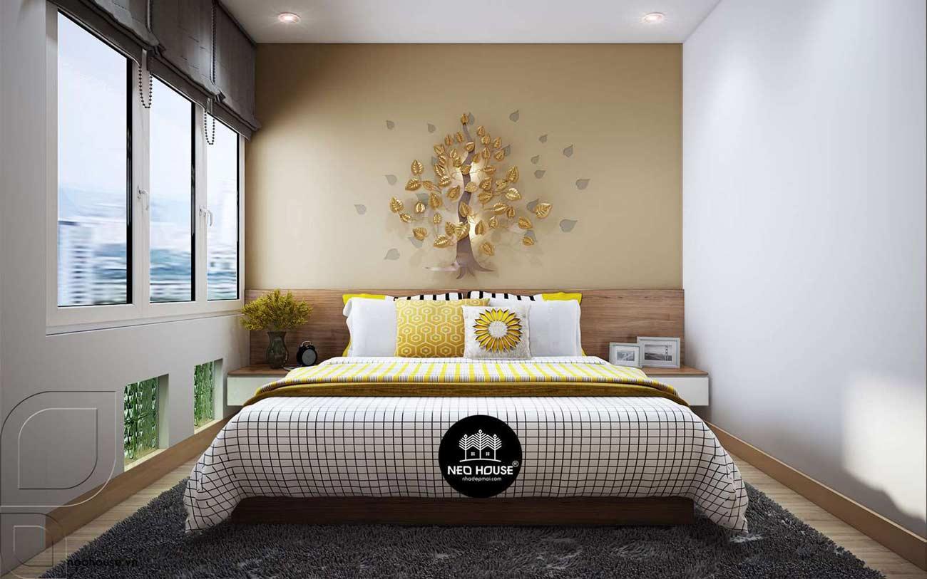 Kiến trúc phòng ngủ 10