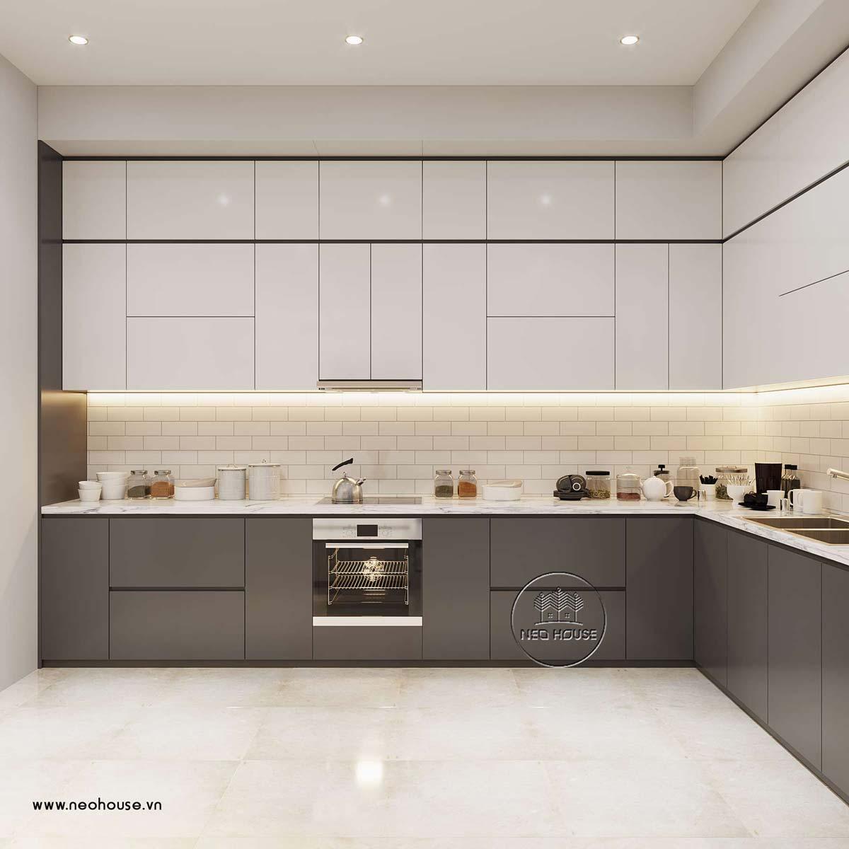 Thiết kế nội thất biệt thự đẹp 3 tầng. Ảnh 6