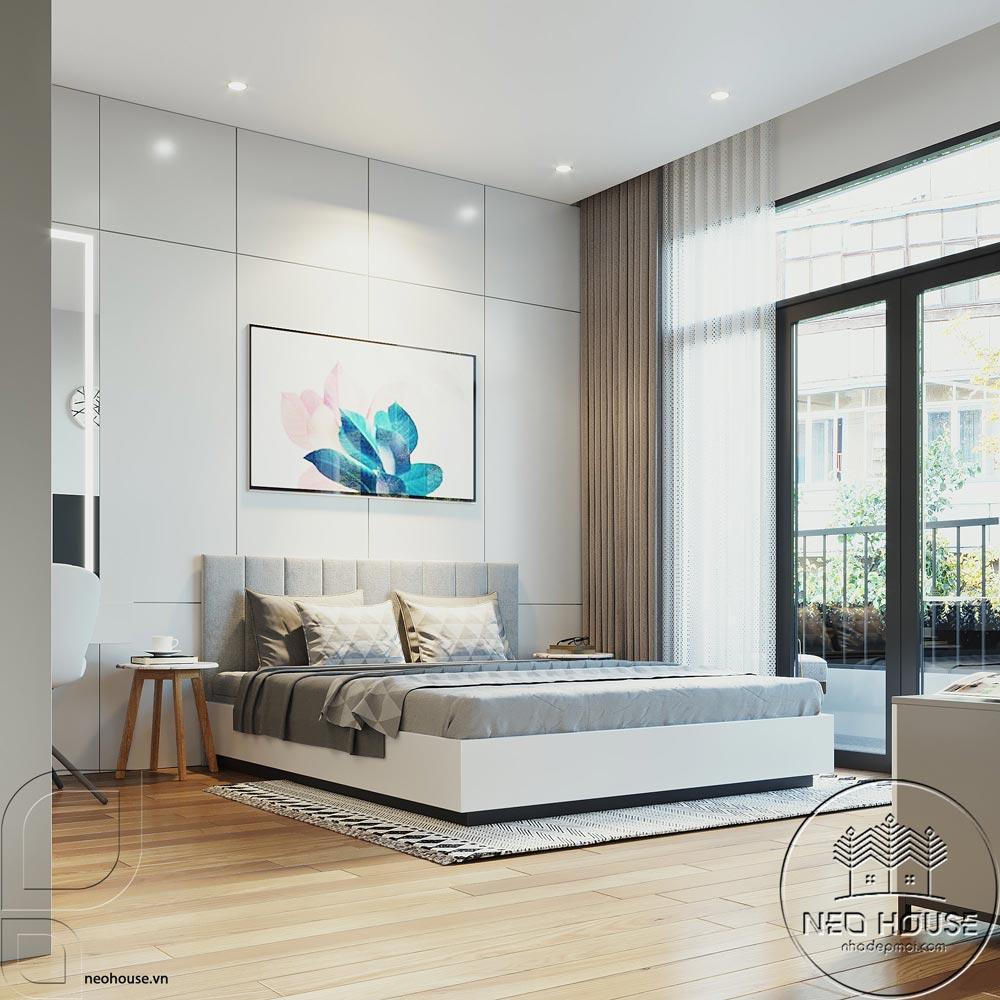Thiết kế nội thất biệt thự đẹp 3 tầng. Ảnh 7