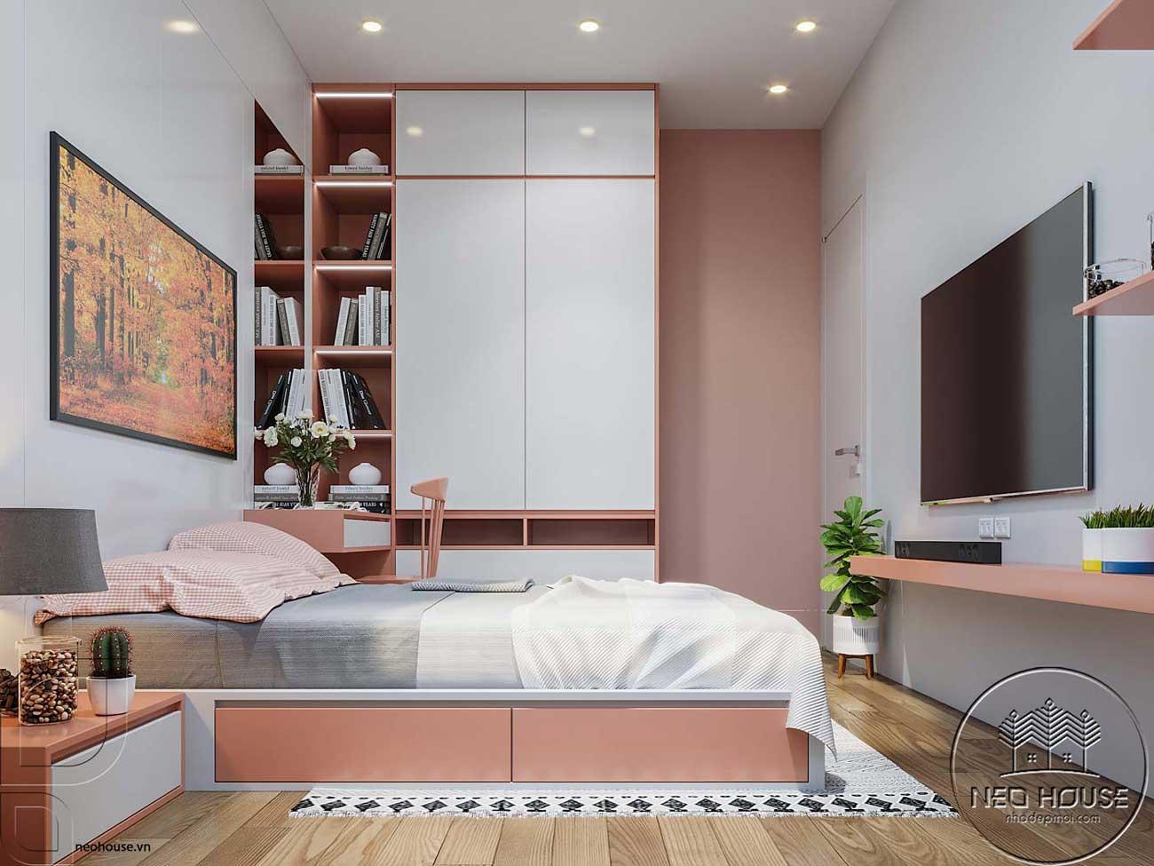 Thiết kế nội thất biệt thự đẹp 3 tầng. Ảnh 10
