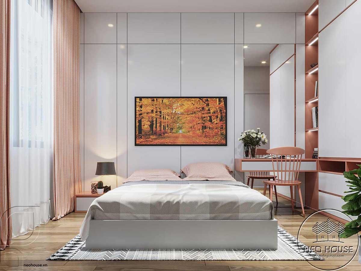Thiết kế nội thất biệt thự đẹp 3 tầng. Ảnh 9
