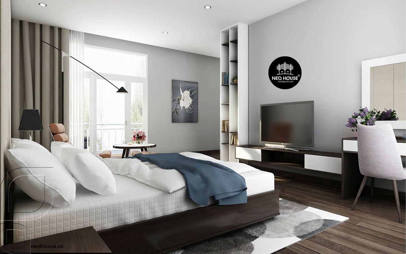 Kiến trúc phòng ngủ 4