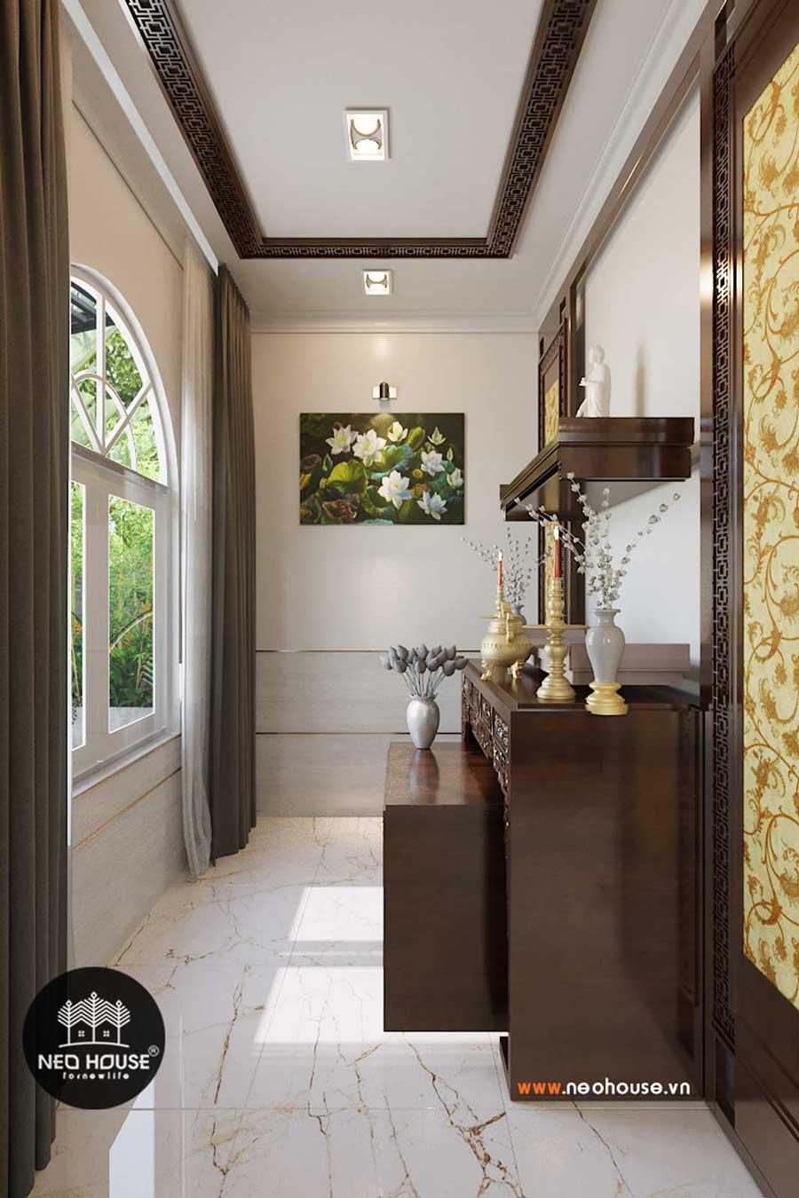 Thiết kế nội thất biệt thự vườn. Ảnh 15