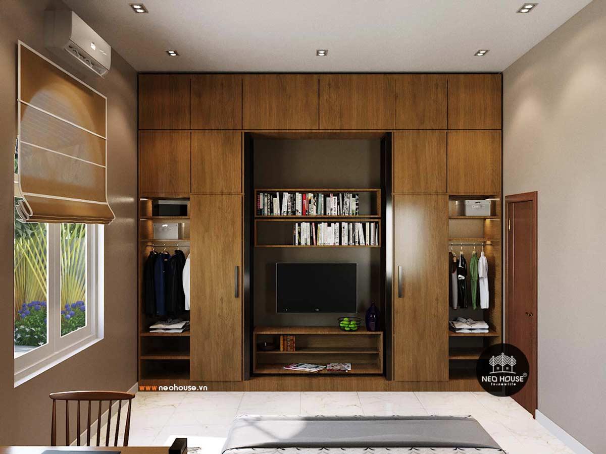 Thiết kế nội thất biệt thự vườn. Ảnh 8