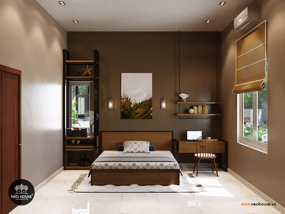 Thiết kế nội thất biệt thự vườn. Ảnh 9