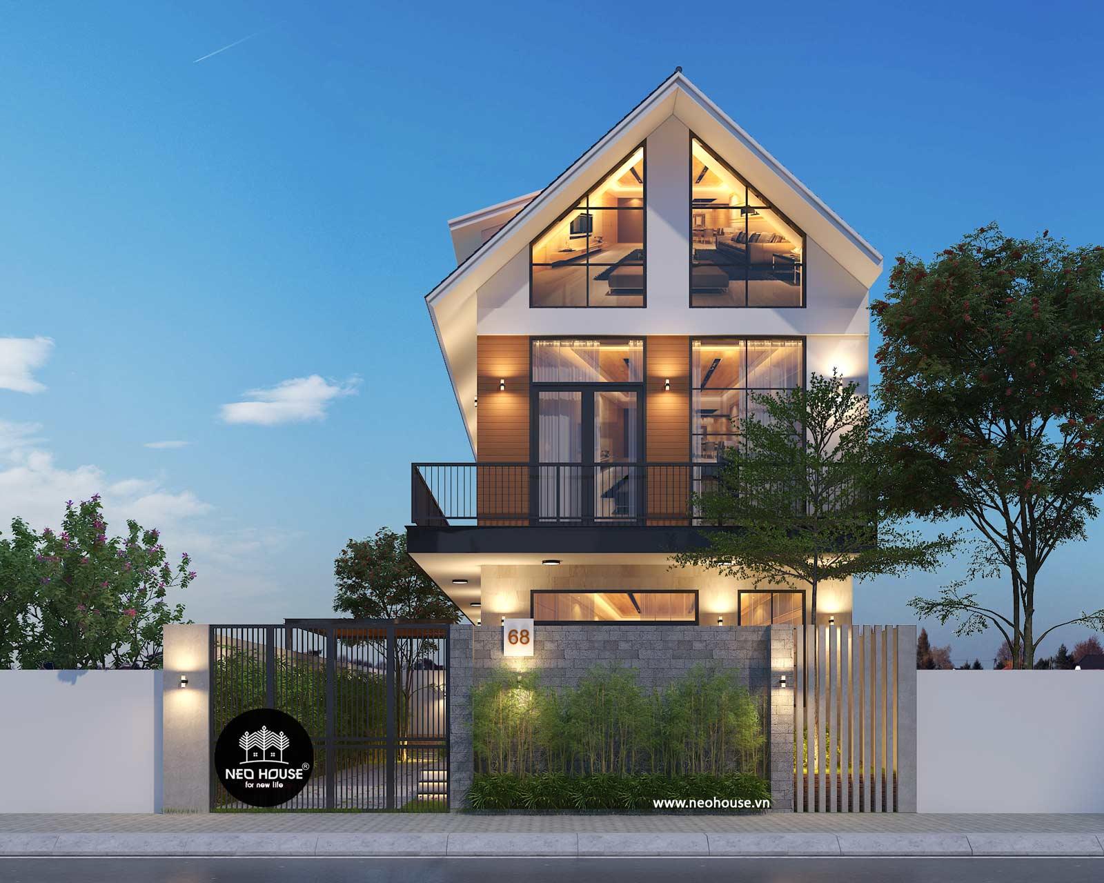 thiết kế nhà đẹp đà nẵng 4