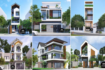 [Update] Các Mẫu Thiết Kế Nhà Ống 2 3 4 Tầng Đẹp Mới Nhất 2021