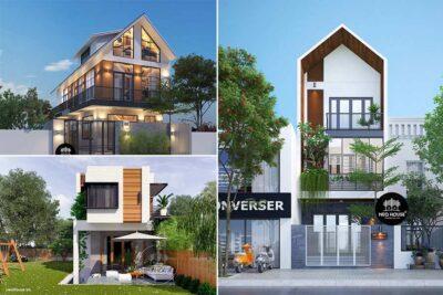 Top mẫu thiết kế biệt thự đẹp và nội thất sang trọng tại Đà Nẵng