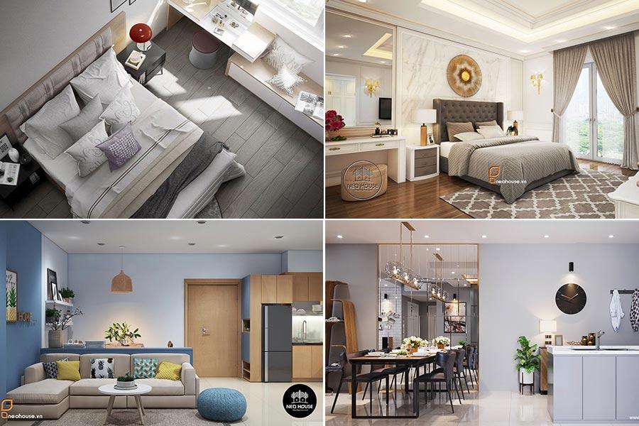 TOP 10 phong cách thiết kế nội thất bật nhất trên thế giới năm 2019