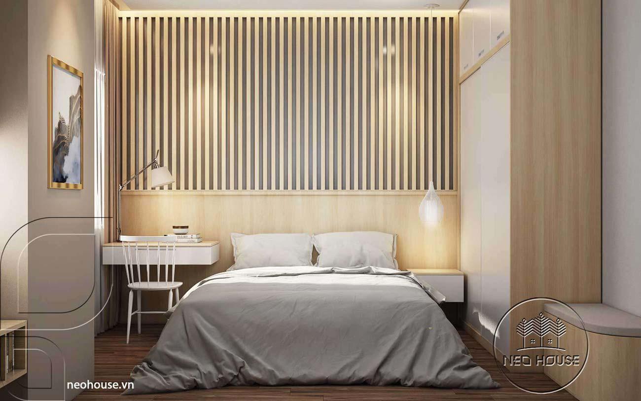 diện tích phòng ngủ 2