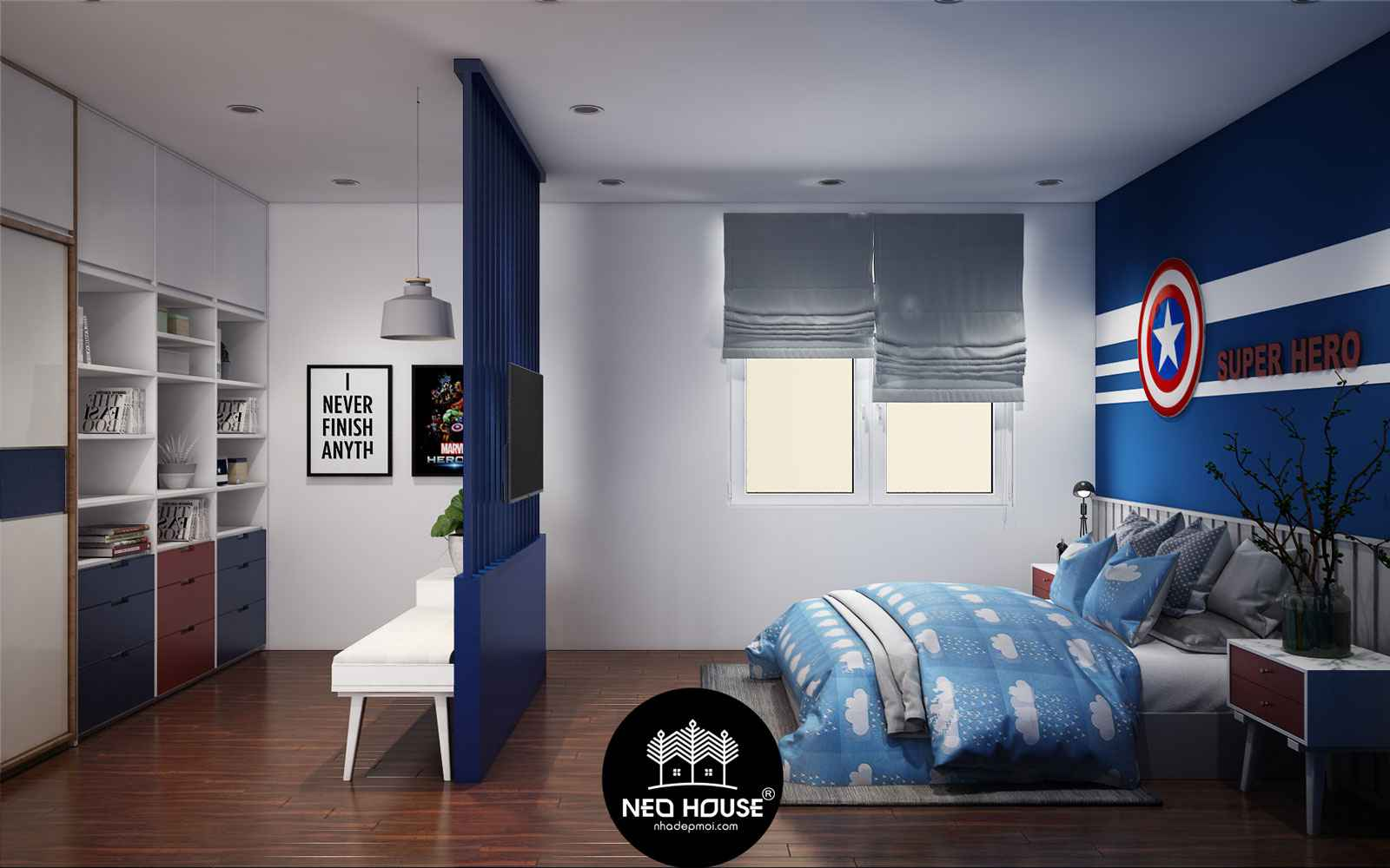 phòng ngủ đẹp 11