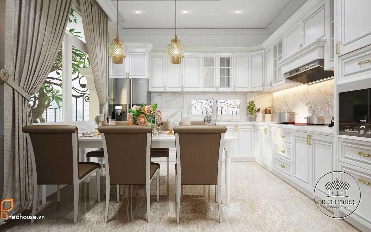 Thiết kế nhà bếp đẹp 8