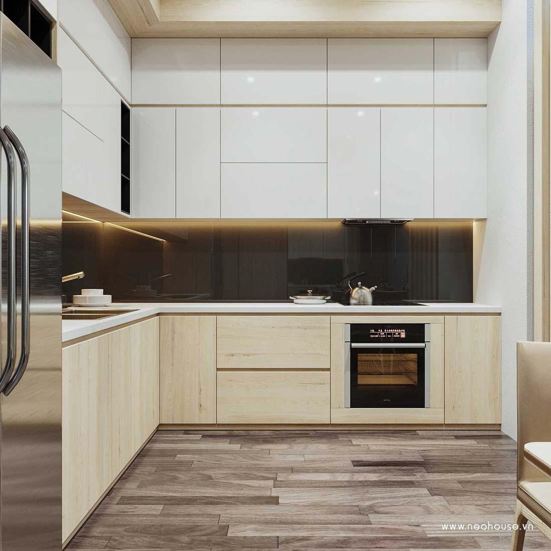 Thiết kế nhà bếp đẹp 4
