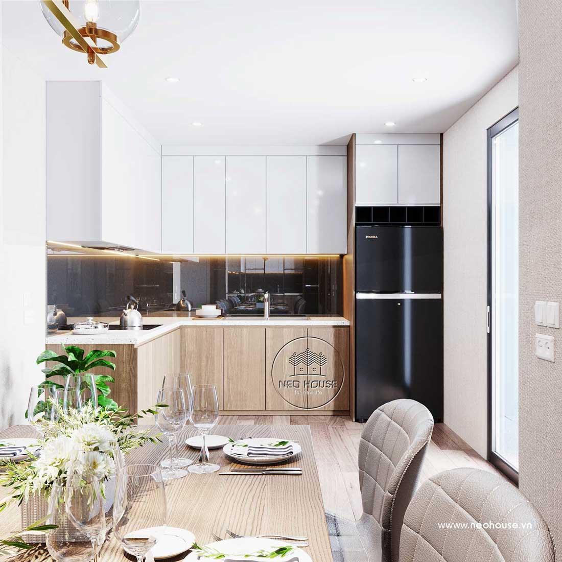 Thiết kế nhà bếp đẹp 3