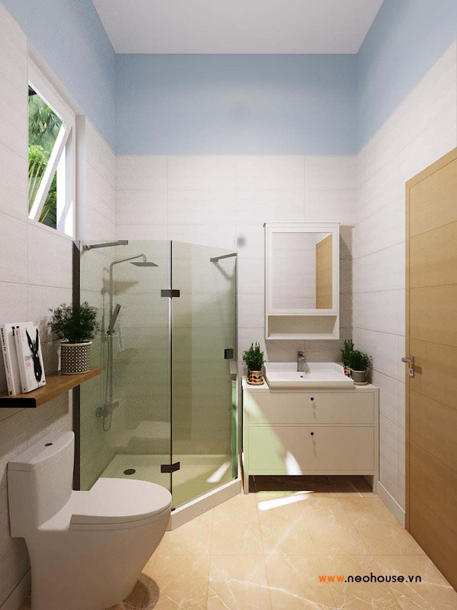 thiết kế phòng tắm đẹp nhất