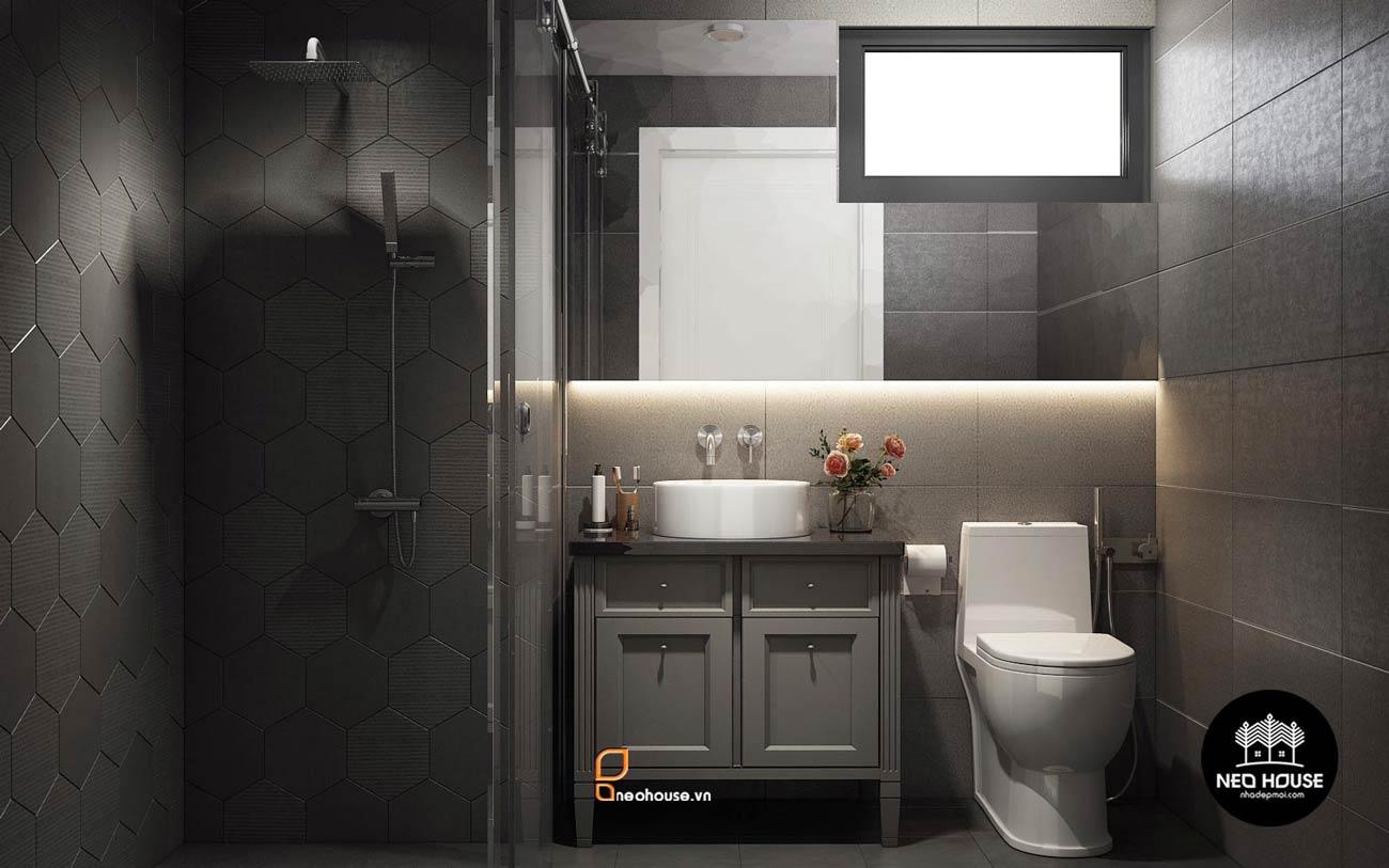trang trí nhà vệ sinh nhỏ đẹp