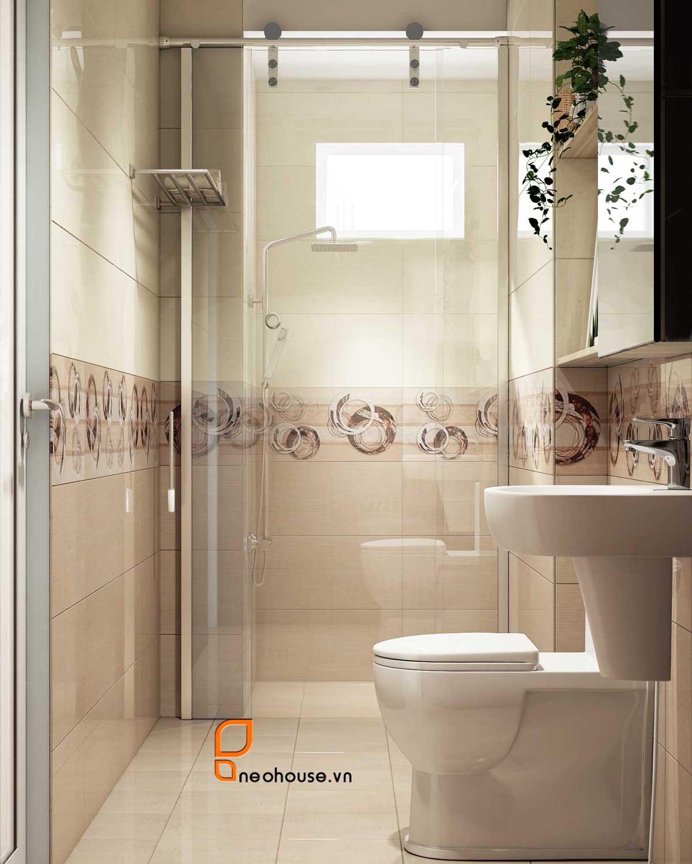 thiết kế phòng tắm hiện đại 1
