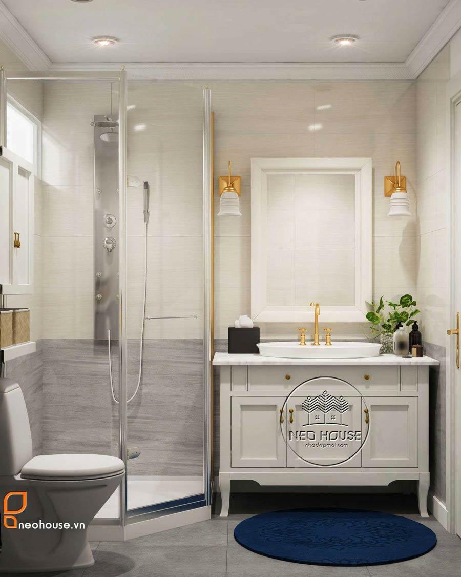 cách trang trí phòng tắm hiện đại