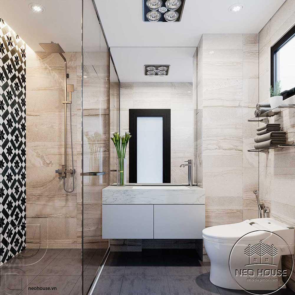 nhà vệ sinh hiện đại đẹp