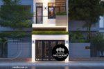 Mẫu Nhà Phố Mặt Tiền 5m 3 Tầng Độc Đáo Tại Đà Nẵng – NP24