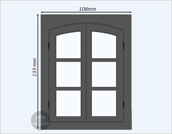 kích thước cửa sổ những điều lưu ý
