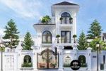 Biệt Thự Tân Cổ Điển 3 Tầng Đẹp Đẳng Cấp Tại Long Xuyên – BTB06