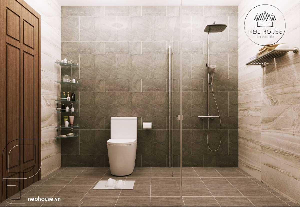 Nội thất phòng phòng WC. Ảnh 1