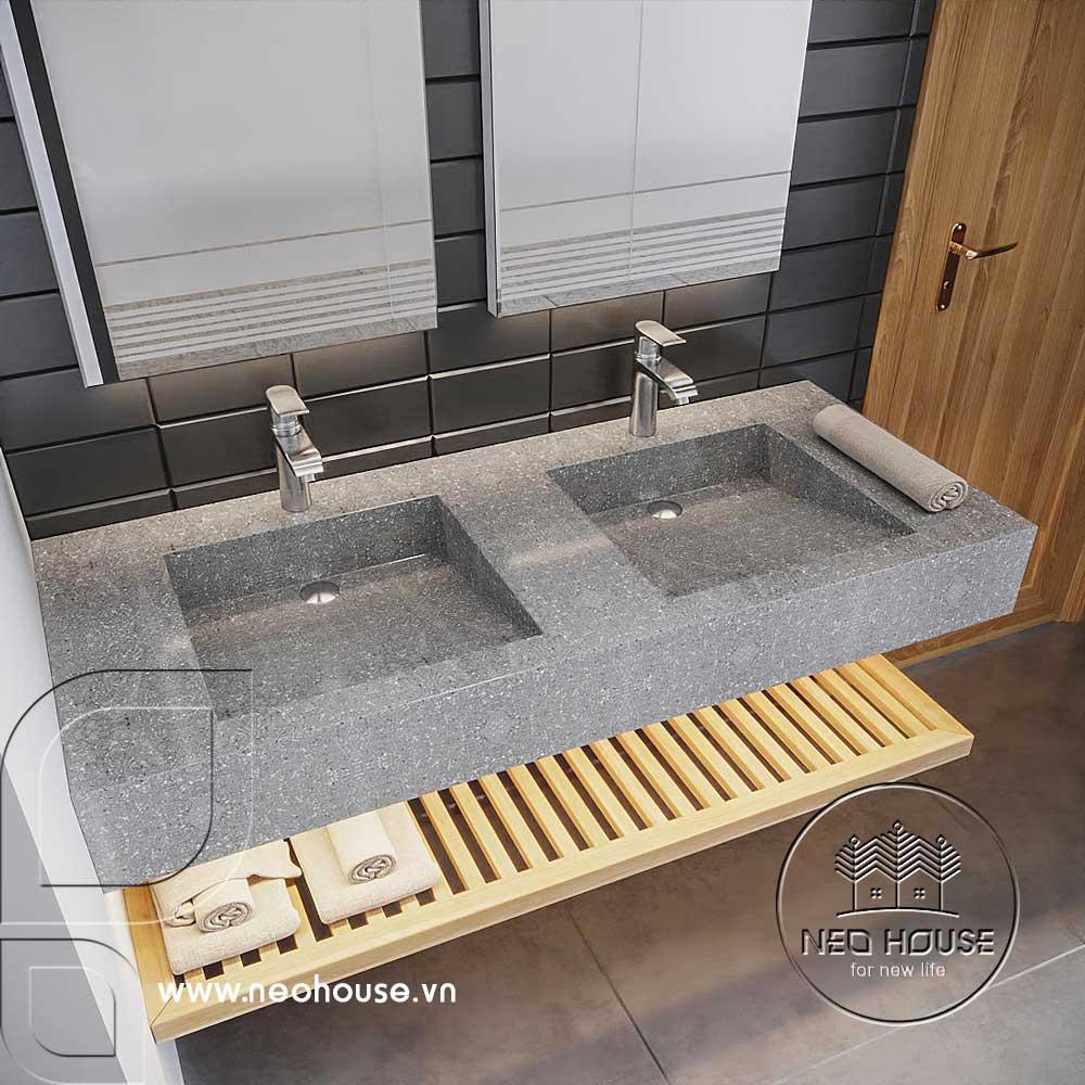 Thiết kế văn phòng công ty khu vực WC. Ảnh 3