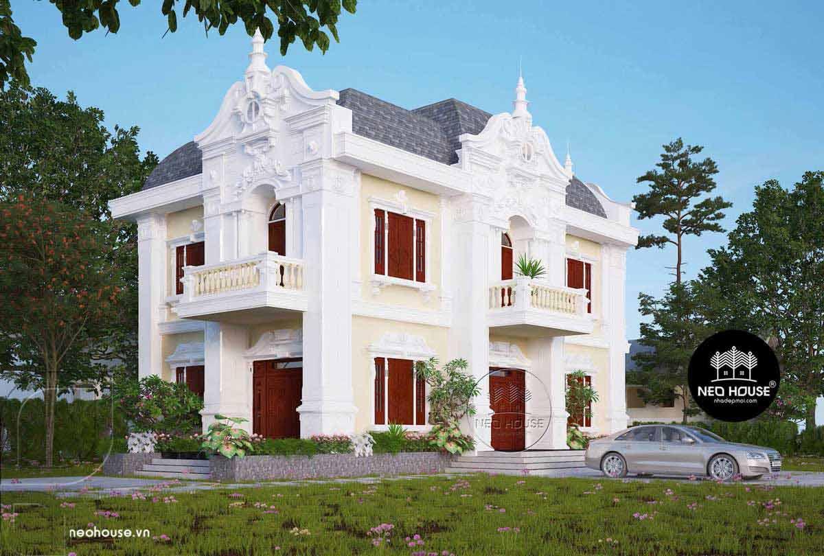 Mẫu biệt thự đẹp nhất Việt Nam. Ảnh 11