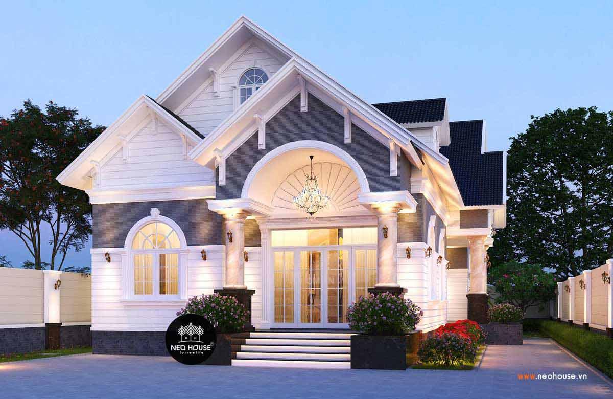 Mẫu biệt thự đẹp nhất Việt Nam. Ảnh 20