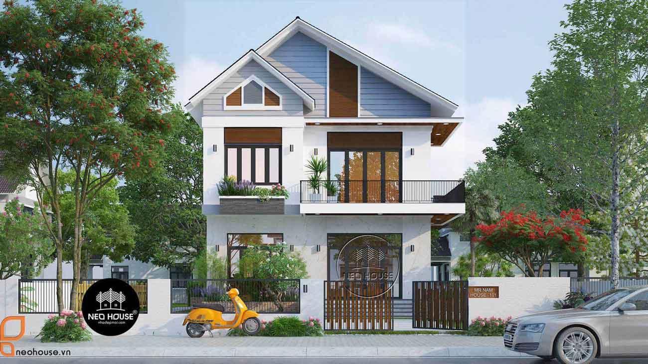 Mẫu biệt thự đẹp nhất Việt Nam. Ảnh 4