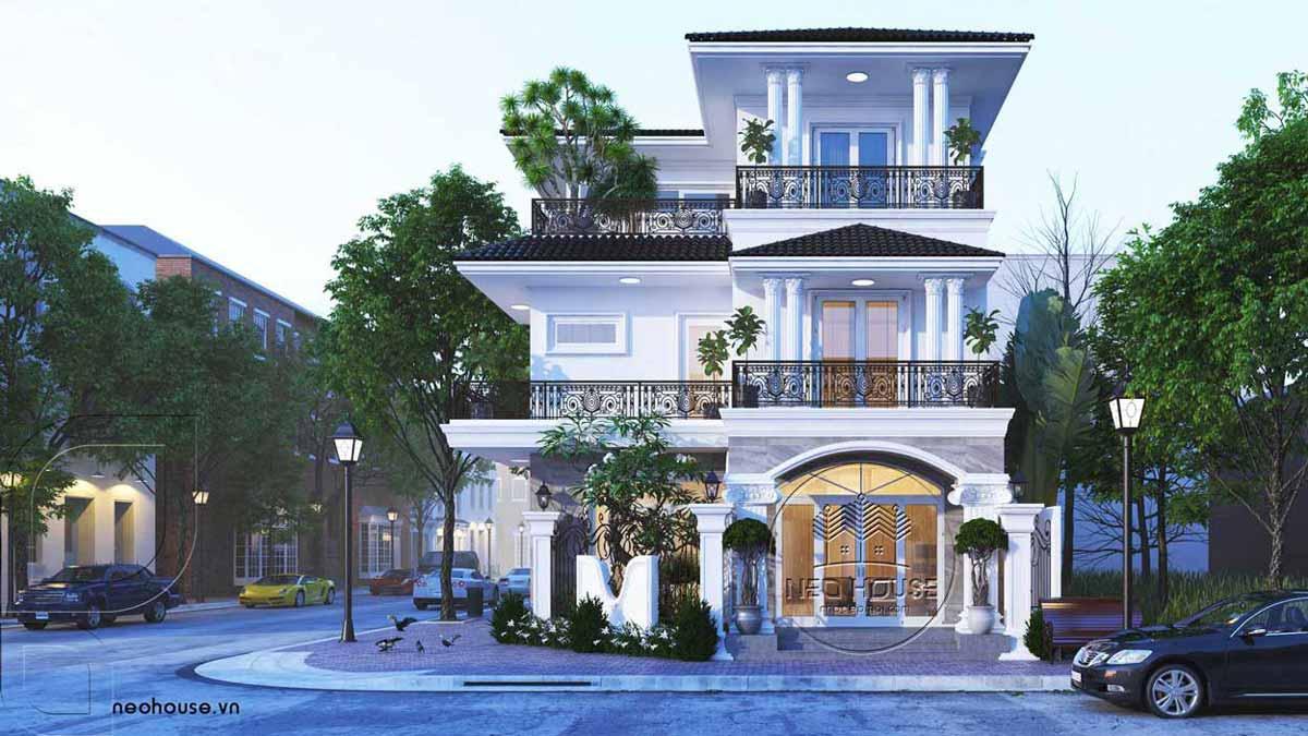 Mẫu biệt thự đẹp nhất Việt Nam. Ảnh 8