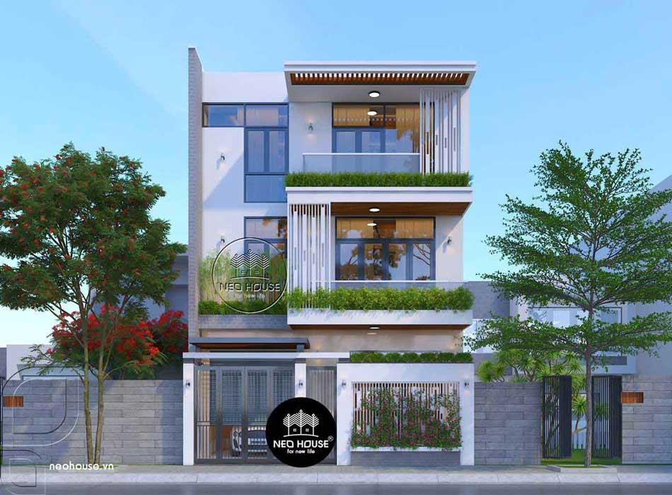 Thiết kế nhà phố đẹp. Ảnh 7
